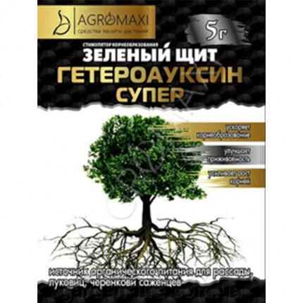 Зеленый щит Гетероауксин Супер 5 гр