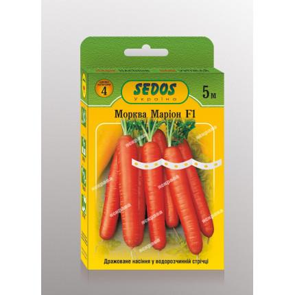 Морковь на ленте Марион 5м