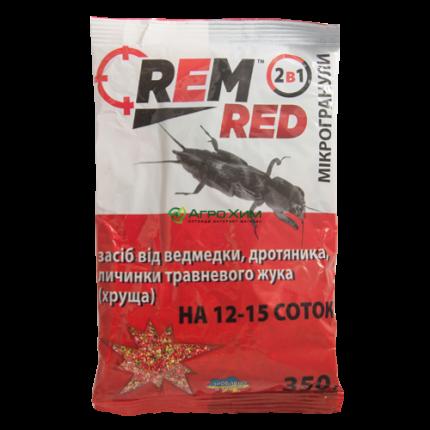 REM RED - засіб від медведки 350 г