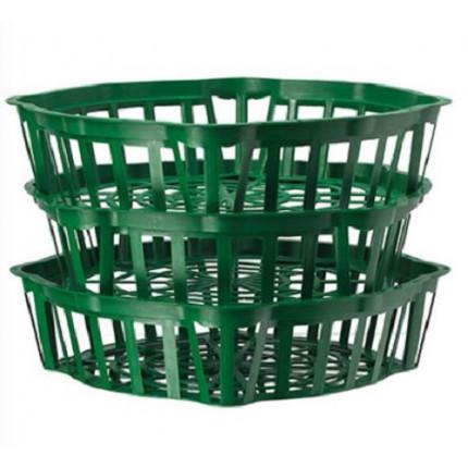 Корзинка для луковичных овальная (диаметр 20)