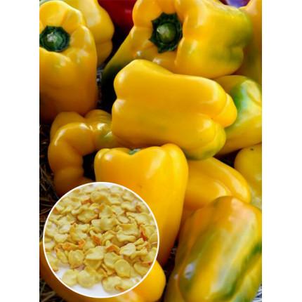 Перец Дивосвит желтый весовой (семена) 1 кг