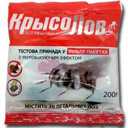 КрысоЛовка Тесто 200 г