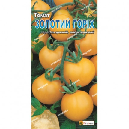 Томат Золотий горіх 0.1 г АКЦІЯ